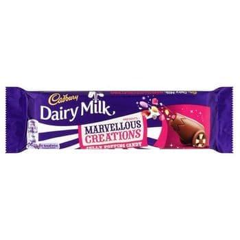 Cadbury Dairy Milk Marvellous Creations Jelly Candy Bar 47G
