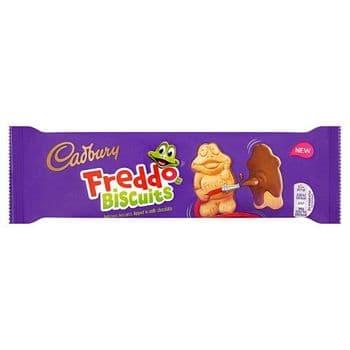 Cadbury Freddo Biscuits Multipack 167G