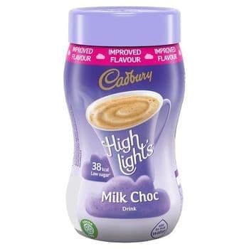 Cadbury Highlights Milk Chocolate Jar 220G