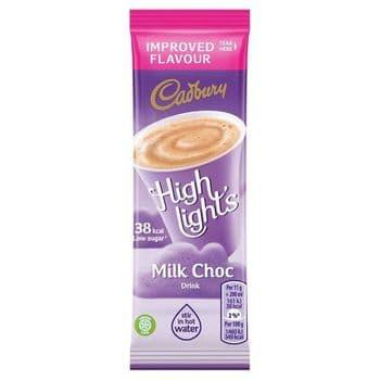 Cadbury Highlights Milk Stickpack11g