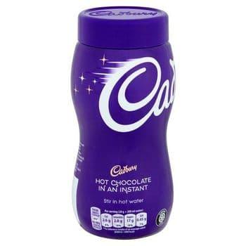 Cadbury Instant Hot Chocolate Cocoa Powder 400G