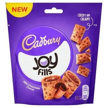 Cadbury Joyfills Chocolate Creme 90G