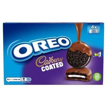 Cadbury Oreo Cadbury Coated Biscuit 164G