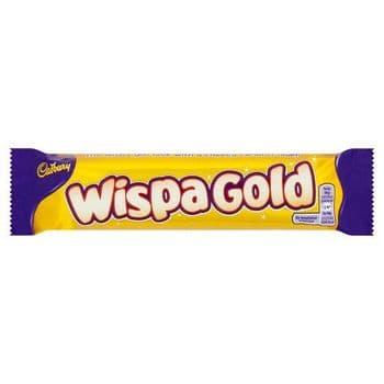 Cadbury Wispa Gold Bar 48G