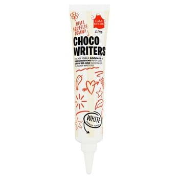Cake Decor Choco Writer White Chocolate 80G