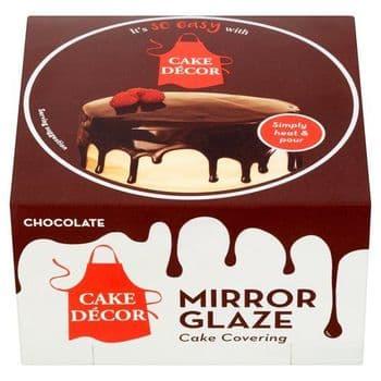 Cake Decor Mirror Glaze Chocolate 270G