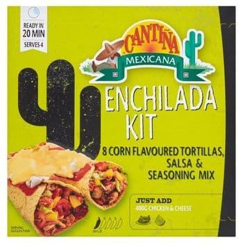 Cantina Mexicana Enchilada Kit 650G