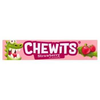 Chewits Strawberry Single 30G