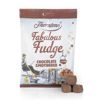 Chocolate Smothered Fudge Bag (280g)