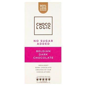 Chocologic No Added Sugar Dark Chocolate 80G