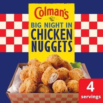 Colman's Chicken Nugget Recipe Mix 63G
