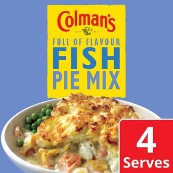 Colman's Fish Pie Recipe Mix 20G