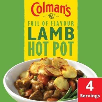 Colman's Lamb Hotpot Recipe Mix 41G