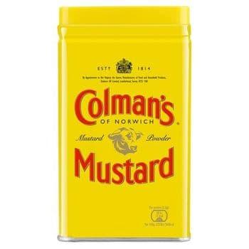 Colman's Original English Mustard Powder 57G