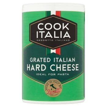 Cook Italian Grated Hard Cheese 50G