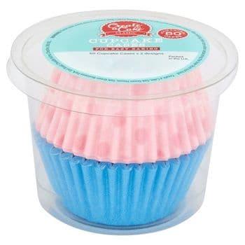Create A Cake Classic Cupcake Cases 50S