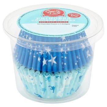 Create A Cake Classic Princess Cupcake Cases 50
