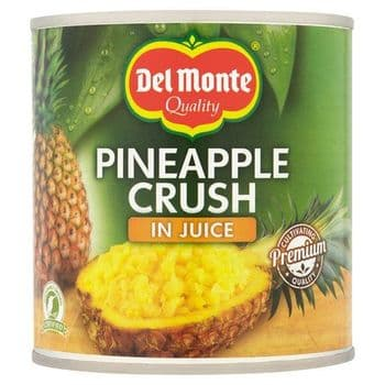 Del Monte Crushed Pineapple In Juice 435G