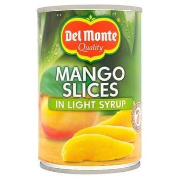 Del Monte Mango Slices In Syrup 425G