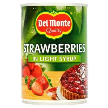 Del Monte Strawberries In Syrup 415G