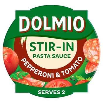 Dolmio Stir In Pepperoni & Tomato Pasta Sauce 150G