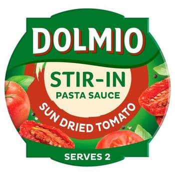 Dolmio Stir In Sun Dried Tomato Pasta Sauce 150G