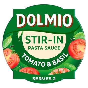 Dolmio Stir In Tomato & Basil Pasta Sauce 150G
