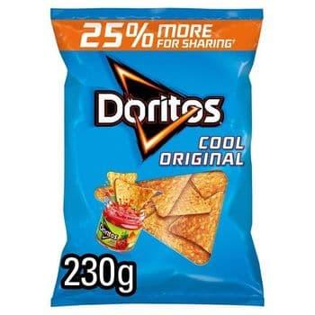 Doritos Cool Original Tortilla Chips 230G