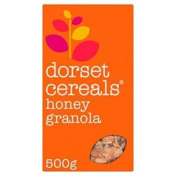 Dorset Cereals Honey Granola 500G