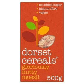 Dorset Cereals Nutty Muesli 500G