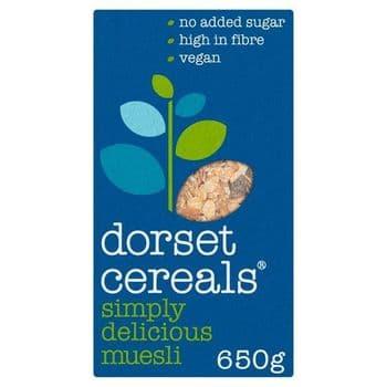 Dorset Cereals Simply Delicious Muesli 650G