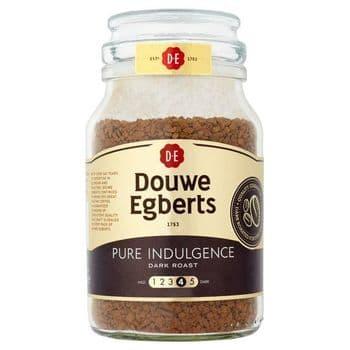 Douwe Egbert's Pure Indulgence Instant Coffee 190G