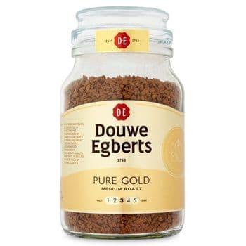 Douwe Egberts Pure Gold Coffee 190G