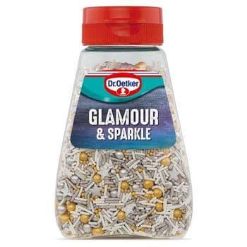 Dr Oetker Glamour& Sparkle Sprinkles 115G
