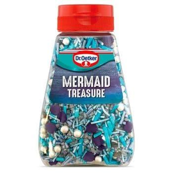 Dr Oetker Mermaid Treasure Sprinkles 115G