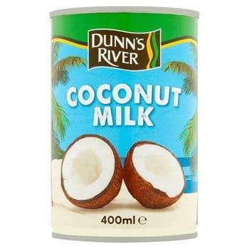 Dunns River Coconut Milk 400Ml