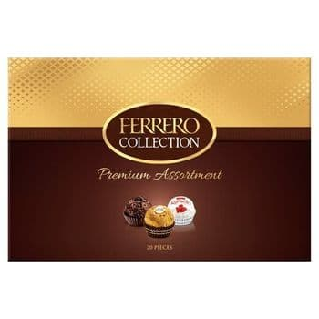 Ferrero Collection 20 Pieces Boxed Chocolate 230G