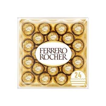 Ferrero Rocher 24 Pieces Boxed Chocolates 300G