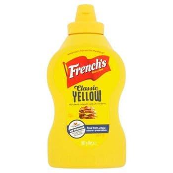 French's Classic Yellow Mustard 397G