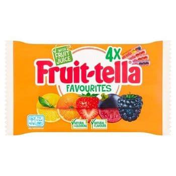 Fruit-Tella 4Pkx41g