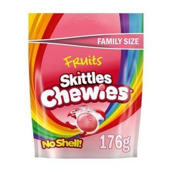 Fruits Skittles Chewies 176G