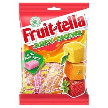 Fruittella Juicy Chews 170G
