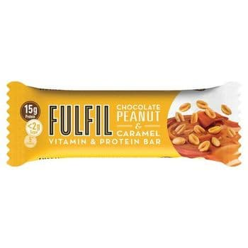 Fulfil Peanut & Caramel Vitamin & Protein Bar 40G
