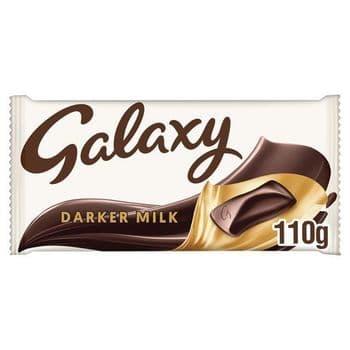 Galaxy Darker Milk Chocolate 110G