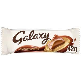 Galaxy Milk Chocolate 42G