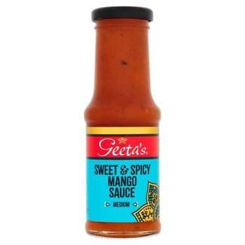 Geeta's Premium Mango Sauce 230G