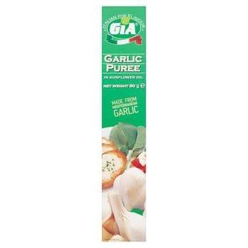 Gia Garlic Puree 90G