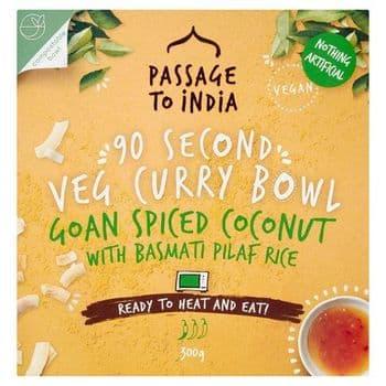 Goan Spiced Coconut With Basmati Rice 300G