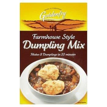 Goldenfry Farmhouse Style Dumpling Mix 142G