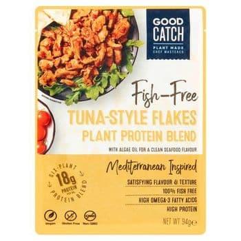 Good Catch Plant Based Tuna Mediterranean 94G